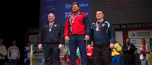 Solid norsk medaljefangst under styrkeløft-EM