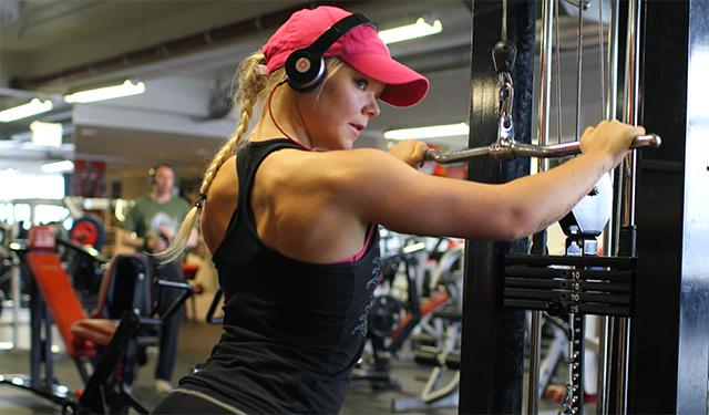 Bygge muskler jenter