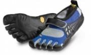 Det kan være lurt å trene på å bruke barefootshoes i forkant om du vil bruke Vibrams, anbefales det av Viking Race