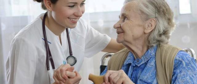 Tenk på helsa til bestemoren din