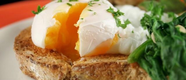 Proteinrik frokost gjør deg mettest