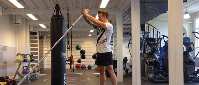 Magetrening: 26 utfordrende og effektive øvelser [video]