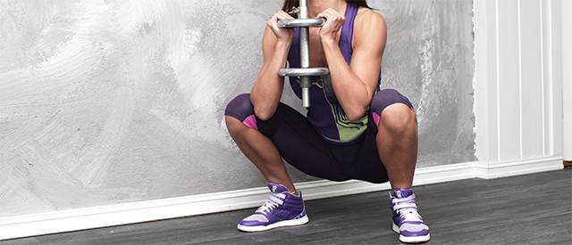 Goblet Squat gir bedre teknikk i knebøy og holder deg skadefri