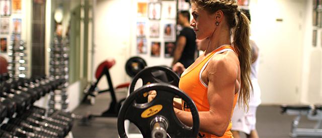 «Fitnessnora» vil til finalen