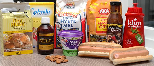 Myten om sunn og usunn mat