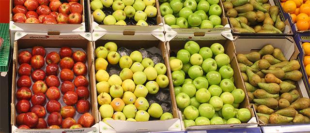 Rema 1000 billigst på frukt og grønnsaker