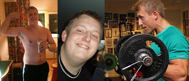Mats veide 105 kilo for 3 år siden, nå skal han konkurrere i AF