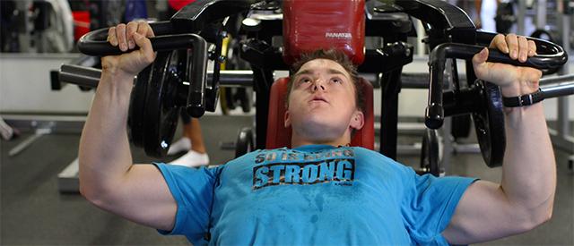 43 bud – Oppførsel, atferd og holdninger på gymmen