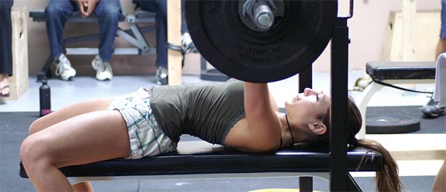 10 ting vi damer kan lære mannfolkene om styrketrening