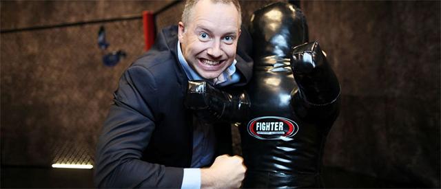 Få med deg første MMA-Studio på TV2 Zebra kl 22.30