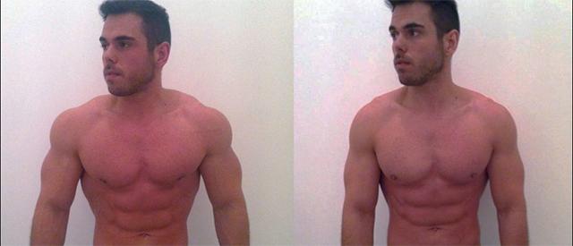 Ross (30) gikk ned 11 kilo ned på 24 timer