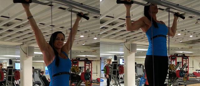Bli bedre i pullups med Europamester i Athletic Fitness – Janne Moland