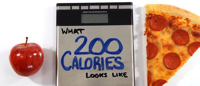 Det hjelper ikke å bli bedt om å spise sunt om du ikke kan å sammenligne mat