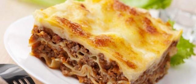 Lasagne du kan spise deg stappmett på, med god samvittighet