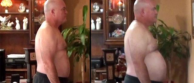 John gikk ned 17 kilo ved å bare spise mat fra McDonalds. Finn ut hvordan det var mulig