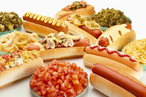 hot-dog-variety