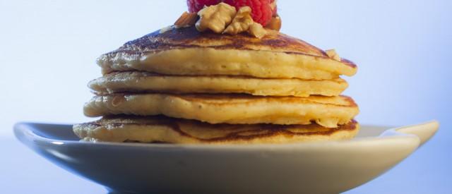 Prøv noen glutenfrie gulrotpannekaker med enkle ingredienser