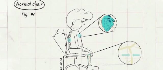 Sitter du mye? Denne videoen kan endre din hverdag