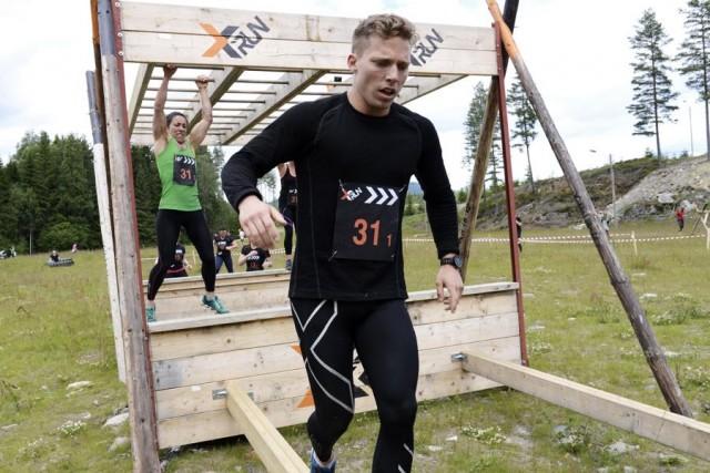 Fra EVO Sjølyst til Eidsvolls skoger - litt forandring fryder