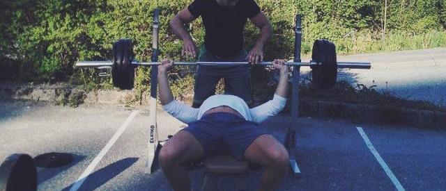 Pro-Gram 2-splitt – Treningsprogram for muskelmasse og styrkeøkninger