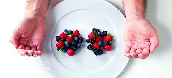 Spis en perfekt porsjon mat ved hjelp av denne håndguiden
