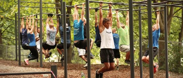 Bli kjent med Team Physix – Norges råeste street workout-lag