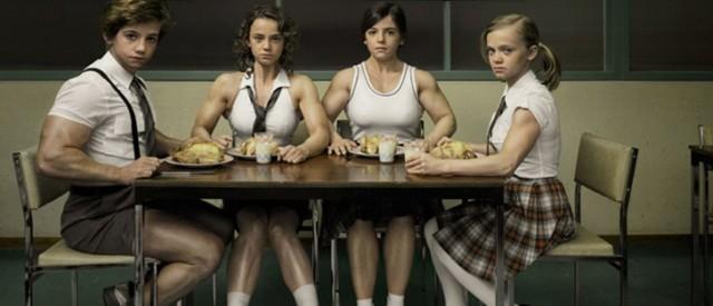 Hva om hele verden var bodybuildere?