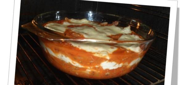 Oppskrift på verdens beste, sunne og proteinrike lasagne