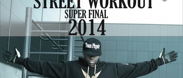 Sett av helga 14-16 November for Superfinalen i street workout – Se de beste i verden!