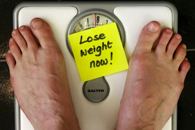 jeg går ikke ned i vekt