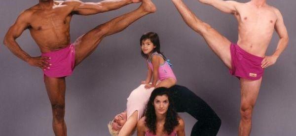 14 ekstremt flaue fitnessinspirerte familiebilder
