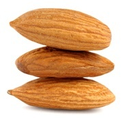 three-stacked-almonds