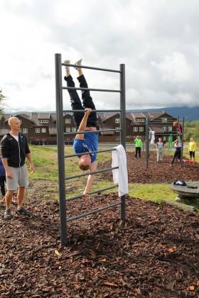 Jøran Value - daglig leder ved CrossFit Centrum i Sandnes
