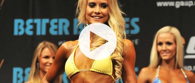 Norgesmesterskapet i Bodybuilding & Fitness 2015