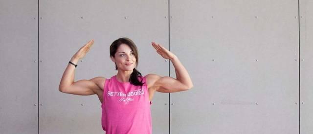 Joanna Natalia (26) debuterer i bodyfitness på Norway Open