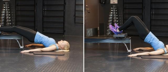4 effektive øvelser du kan gjøre med en romaskin