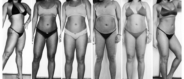 Lykke kan ikke måles i kropp