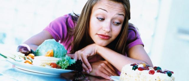Fikser du problemene som oppstod på diett med en ny diett?