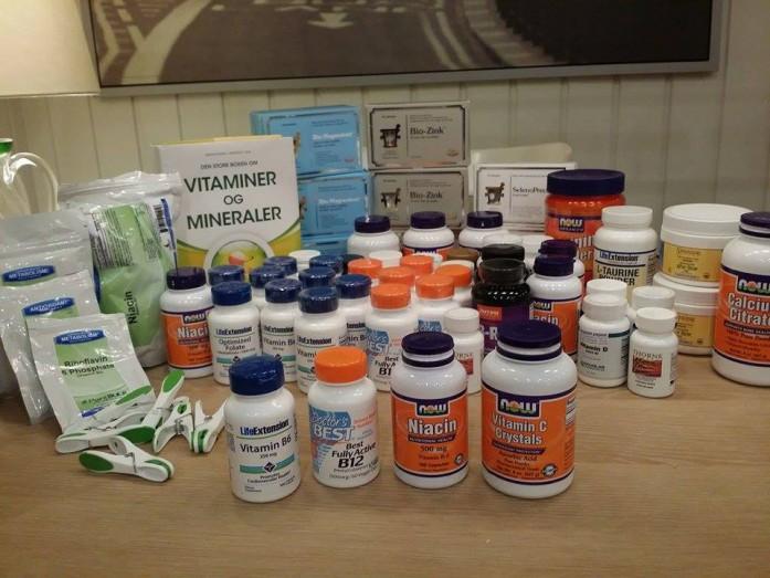 vitamineraler