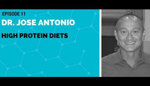 Veldig høyt proteininntak kan virke positivt på kroppskomposisjonen