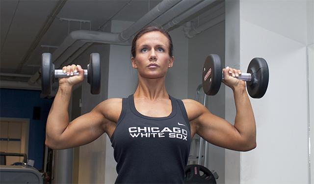 083fb678 Jenter og muskler – Slik kommer du i gang - Fitnessbloggen