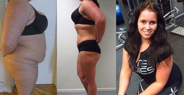 39e5e6347 Helene veide 141 kilo, men sa nei til fedmeoperasjon. I dag er hun ...