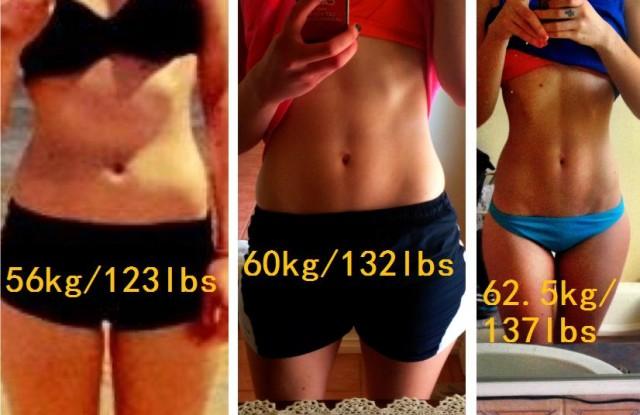 vekt med fettprosent